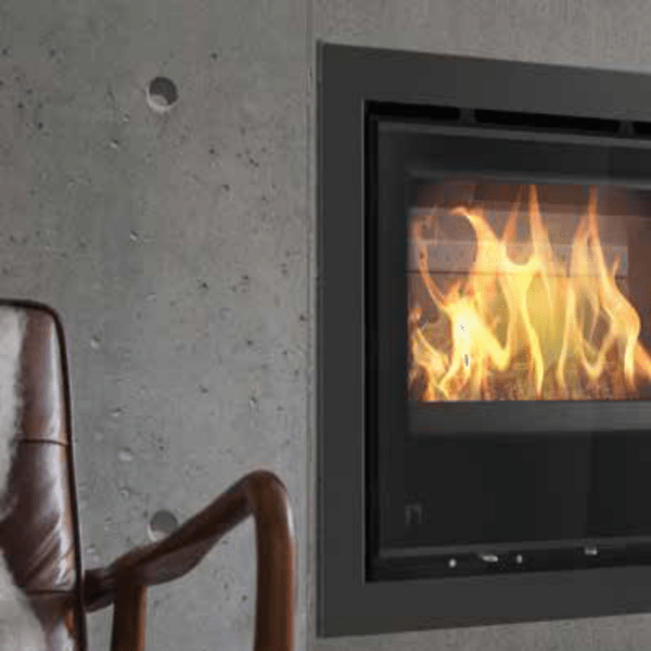 i series inset fire place