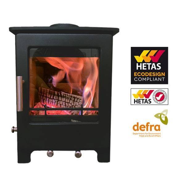 Lowry 5x stove