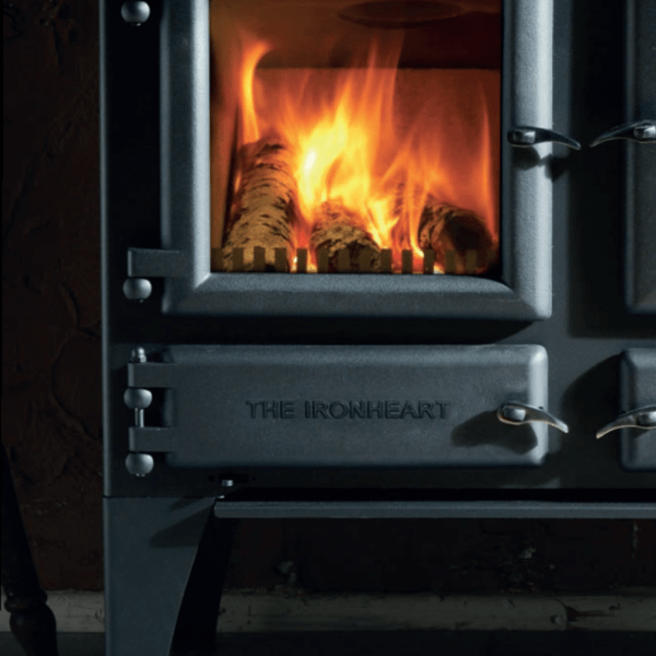 esse ironheart wood burner