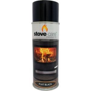 stove maintenance- stove spray